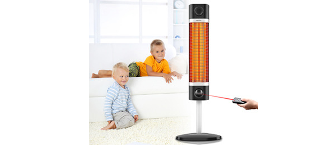 Portable Infrared heat for Every Room in the House